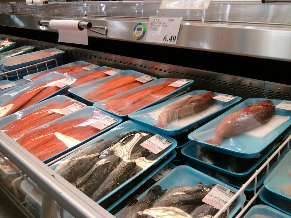 fresh fish case yelp