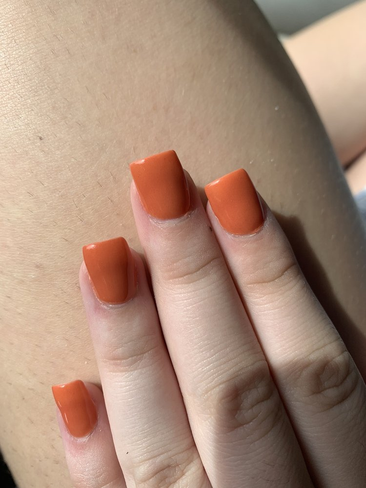 Oscar Nails Spa: 4014 Connection Point Blvd, Charlotte, NC