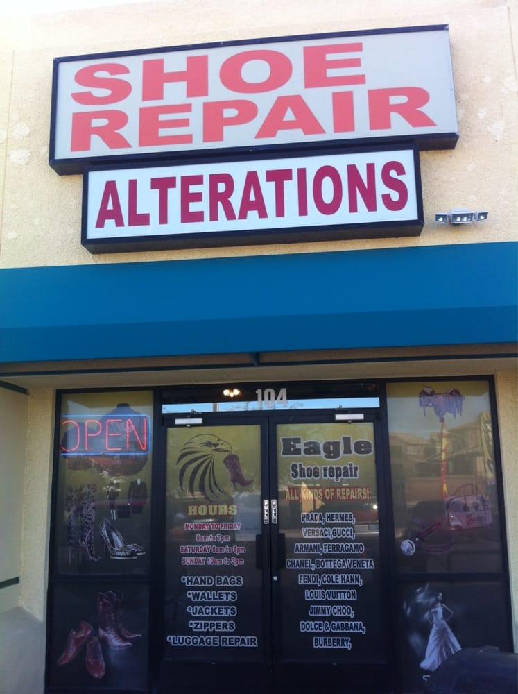 Eagle Shoe Repair Las Vegas