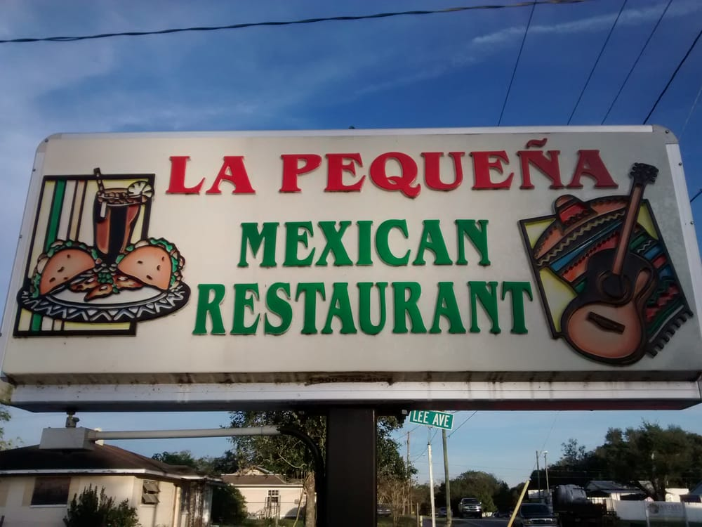 Food from La Pequena
