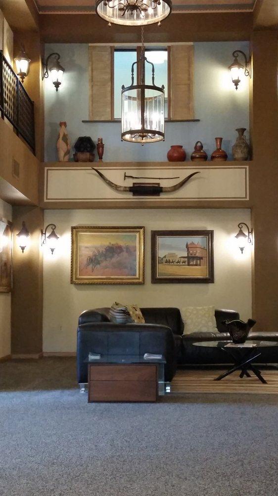 Western Inn and Suites: 210 N Van Buren St, Enid, OK