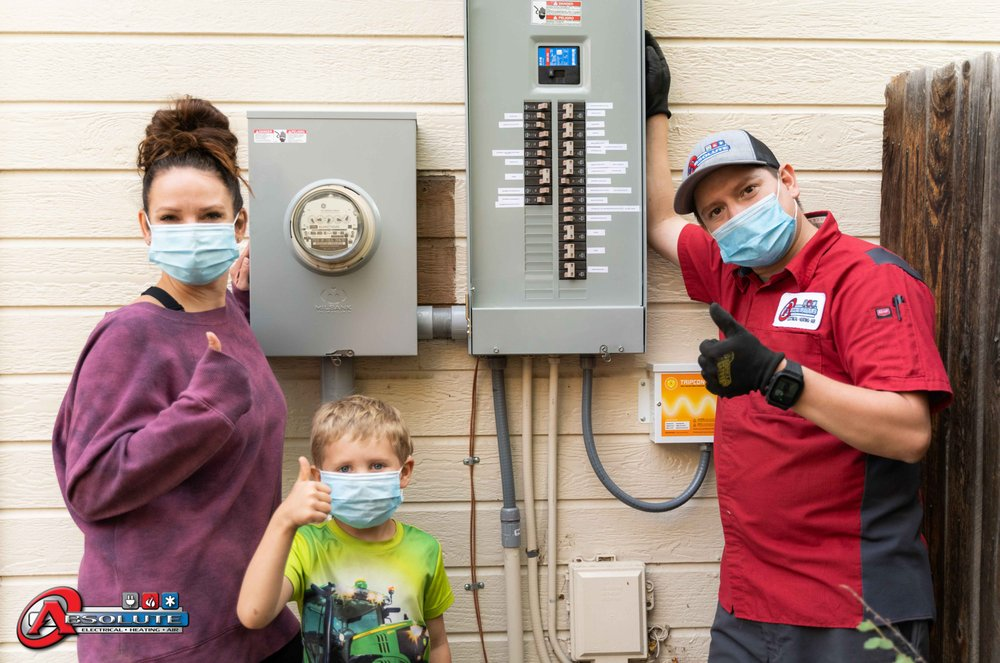 Absolute Electrical Heating and Air: 4920 Monaco St, Commerce City, CO