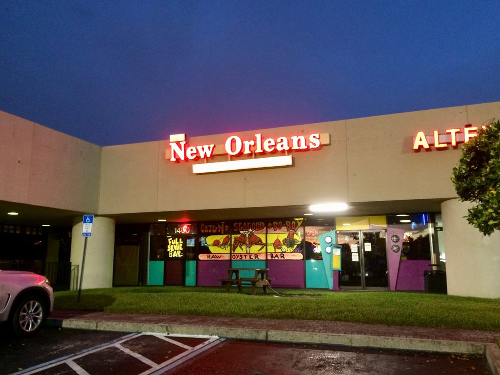 Little New Orleans Kitchen And Oyster Bar Orlando Fl