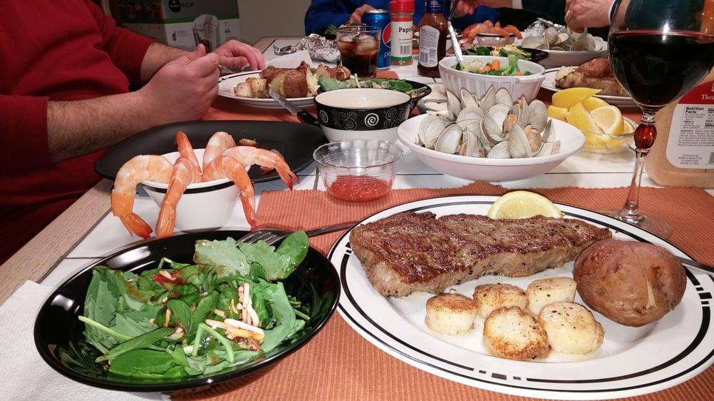 Mosteller's Rose Seafood: 14 S Charlotte St, Pottstown, PA