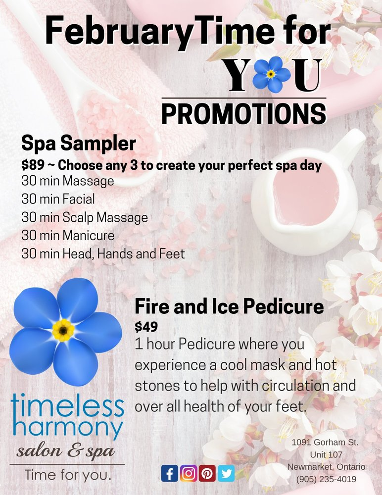 Timeless Harmony Salon & Spa
