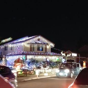 Yorba Linda Christmas Lights