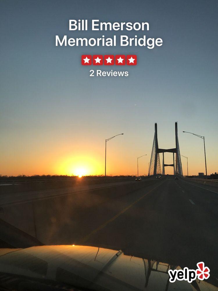 Bill Emerson Memorial Bridge: Cape Girardeau, MO