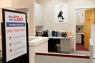 10 Minute Walk In Clinic: 540 N West Ave, Arlington, WA