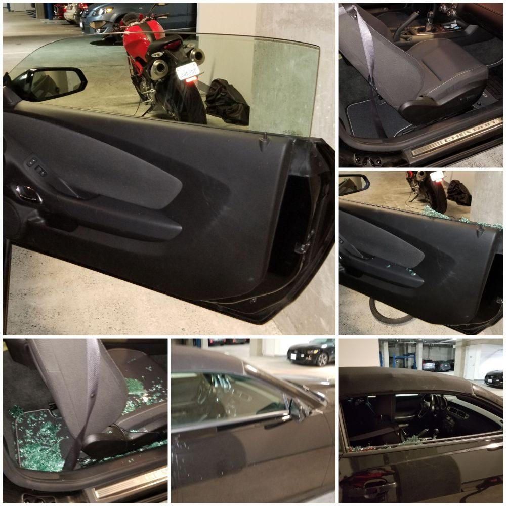 2012 Camaro Convertible Door Glass Replacement Yelp