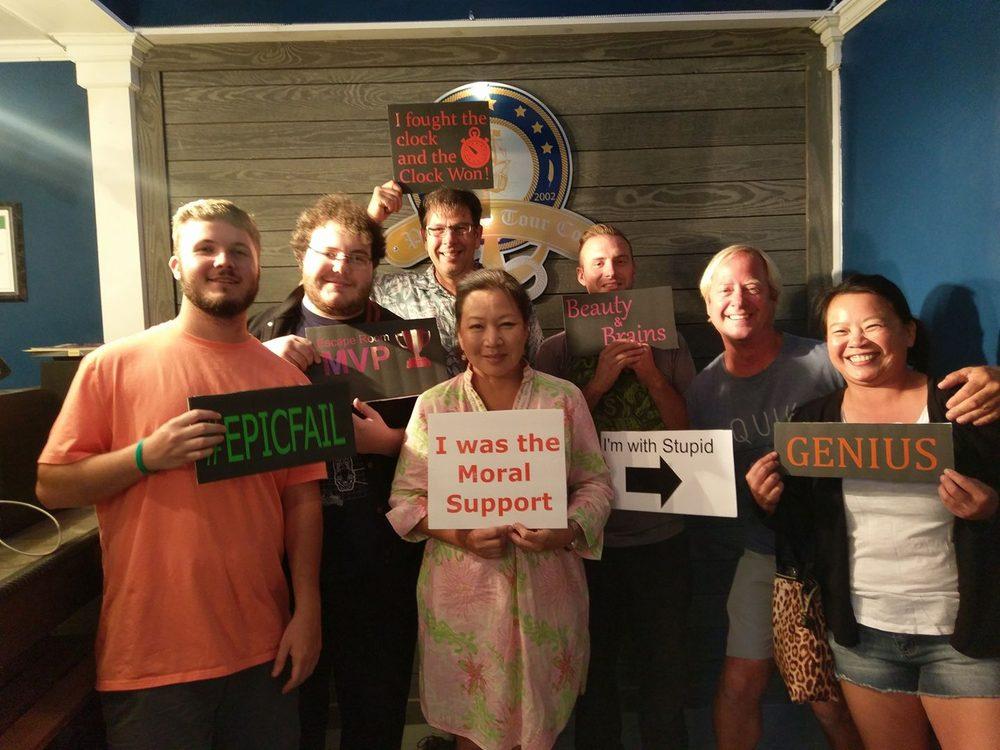 Beaufort Escape Room: 108 Middle Ln, Beaufort, NC