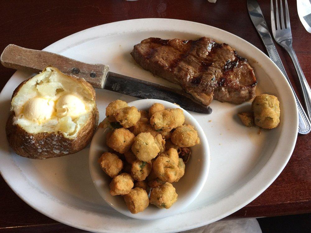 George West Steakhouse: 302 Houston St, George West, TX
