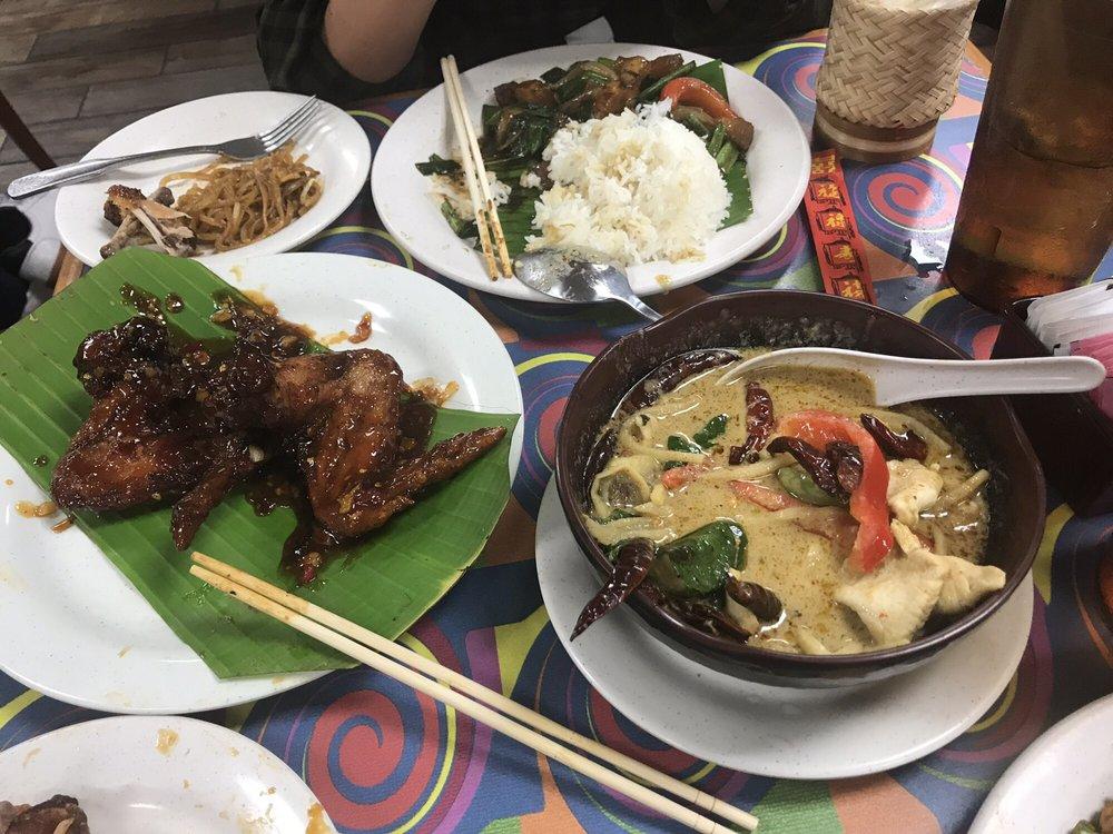 Street Food Thai Market: 1010 W Cavalcade St, Houston, TX