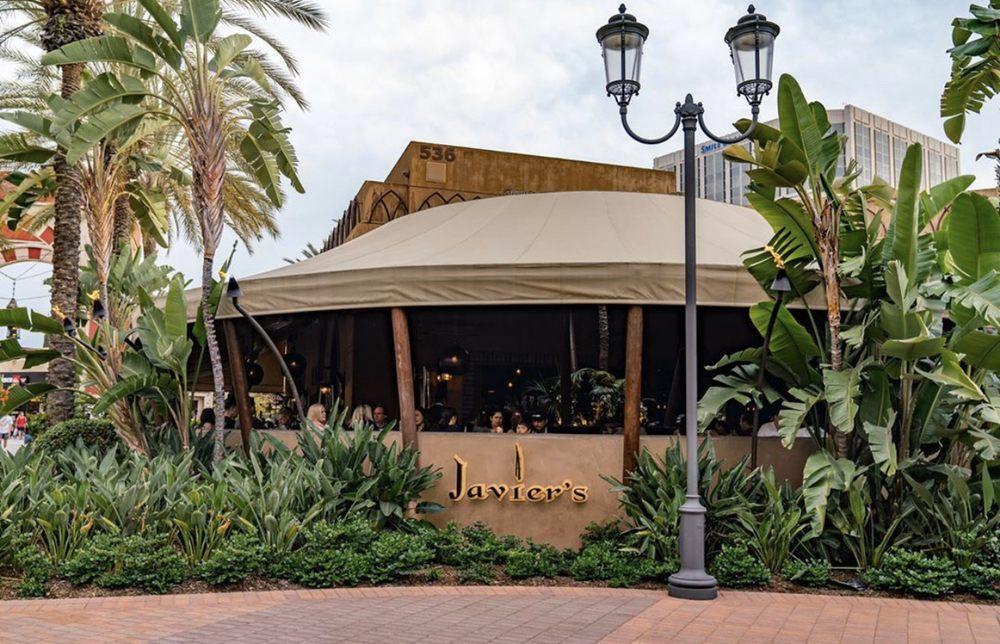 Social Spots from Javier's - Irvine