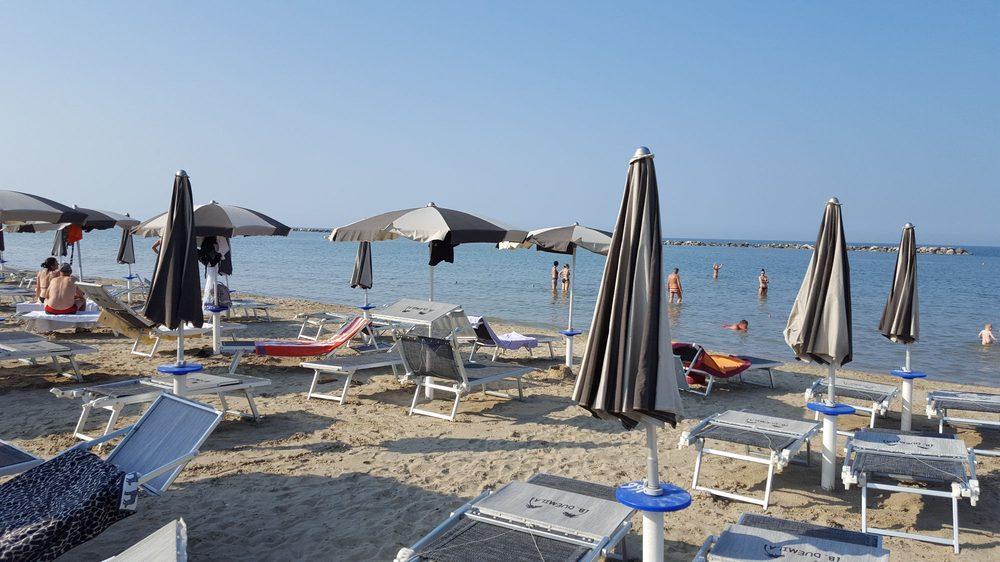 Bagno beach bars viale carducci cesenatico rimini