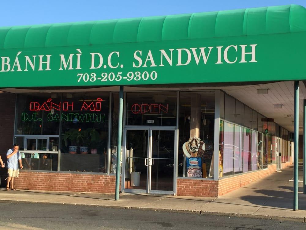 Banh Mi Dc Sandwich 278 Photos Amp 461 Reviews