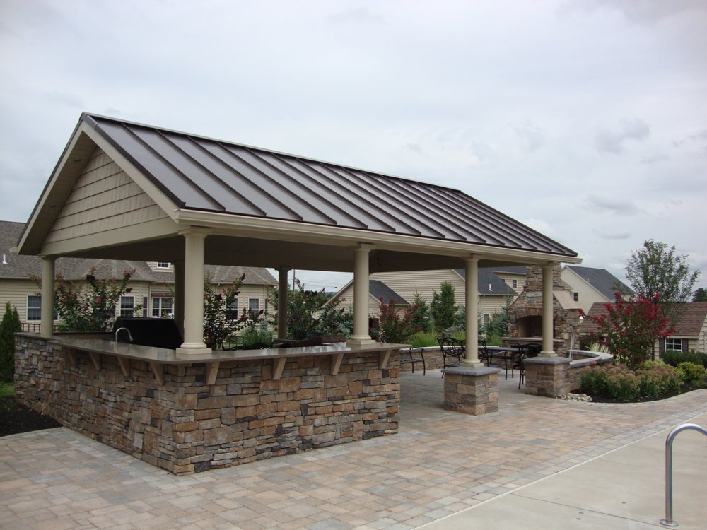 Golden Oaks Landscaping: 4741 New Holland Rd, Mohnton, PA