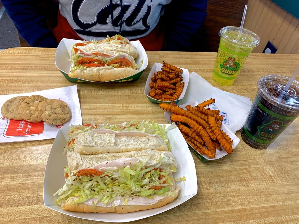 Jreck Subs: 210 State St, Carthage, NY