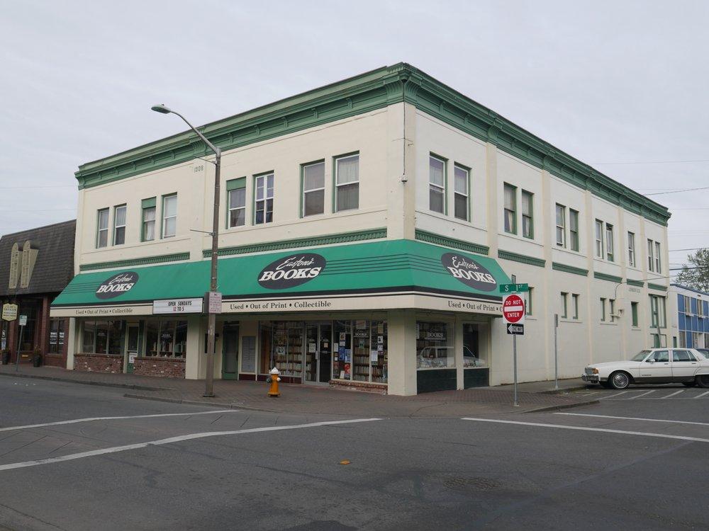 Easton's Books Inc: 701 S First St, Mount Vernon, WA