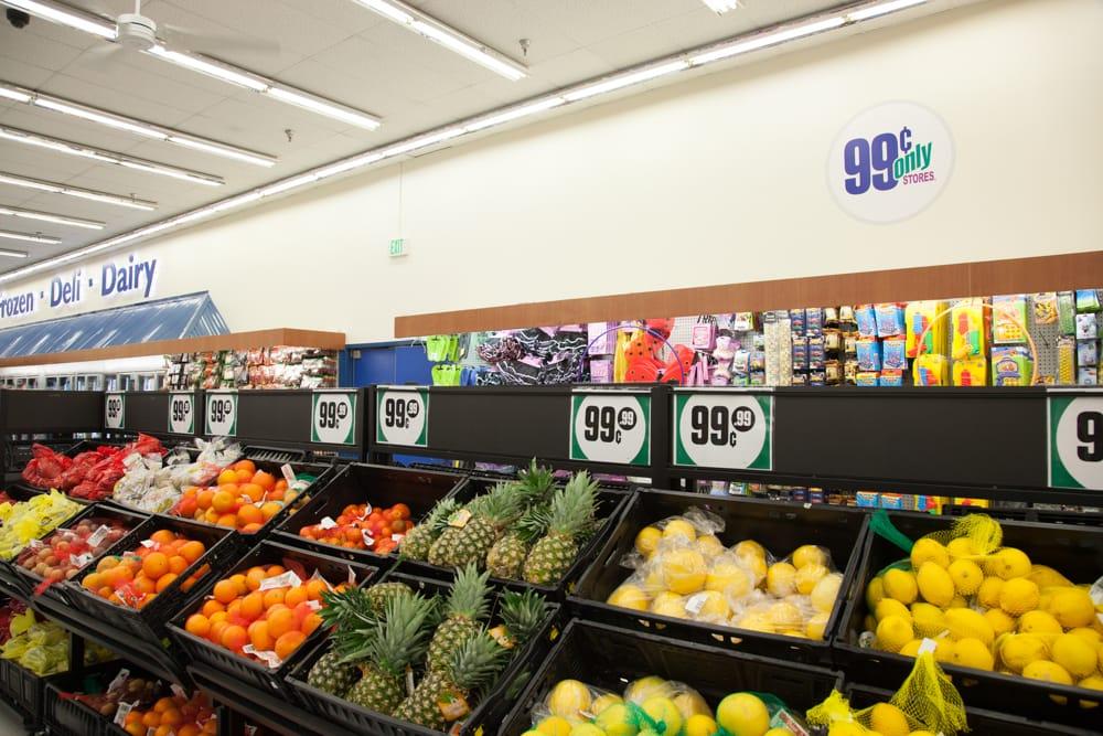 99 Cents Only Stores At El Cajon Blvd La Mesa CA Store Location