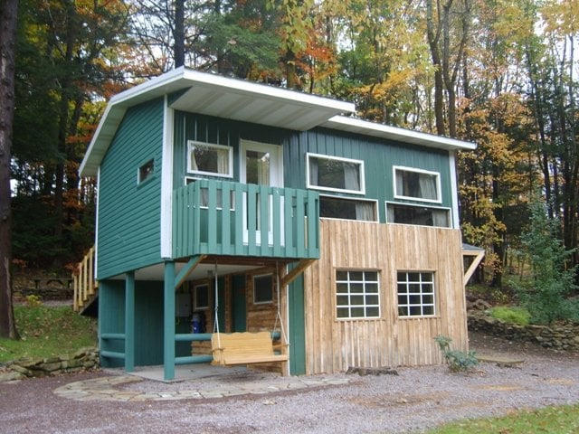 Meshach Brownings Cabins on the River: 315 River Rd, Grantsville, MD