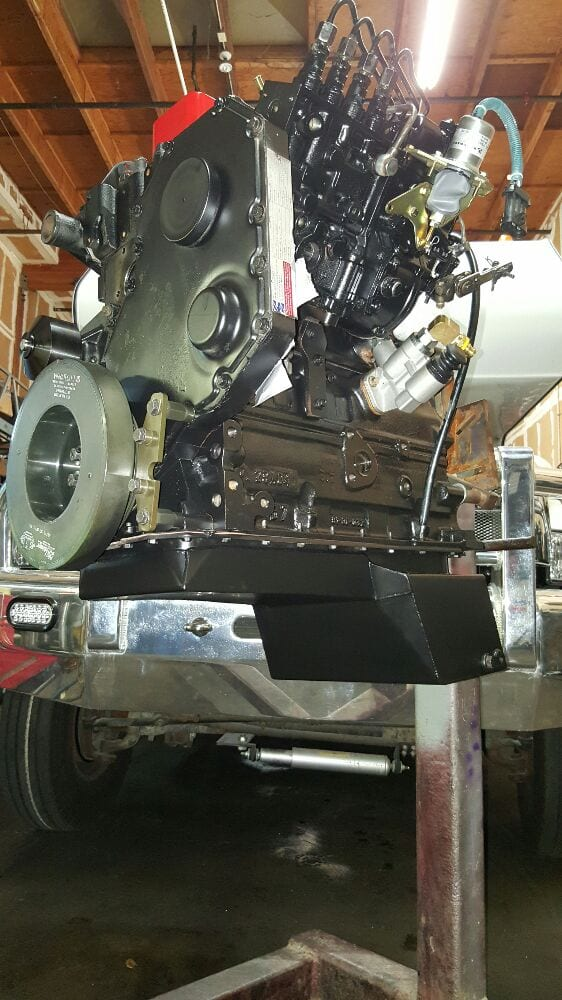 East County Preowned Superstore >> Cummins 4B3.9 liter engine for Ford Bronco conversion. - Yelp