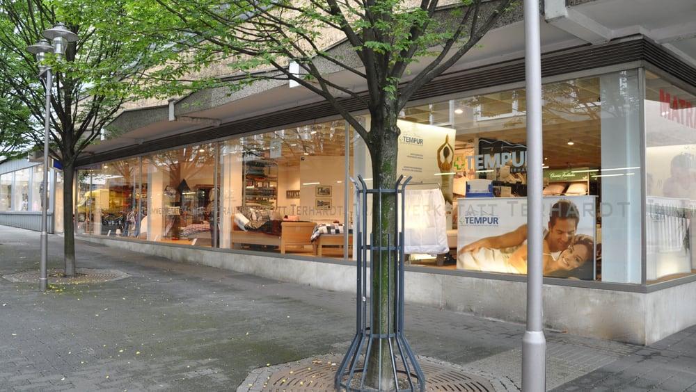 traumwerkstatt terhardt matratzen betten bachstr 18 gladbeck nordrhein westfalen. Black Bedroom Furniture Sets. Home Design Ideas