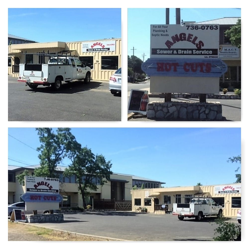 Angels Sewer & Drain Service: 38 S Main St, Angels Camp, CA