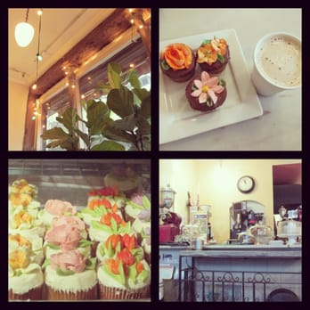 Cupcake Cafe New York Th Ave