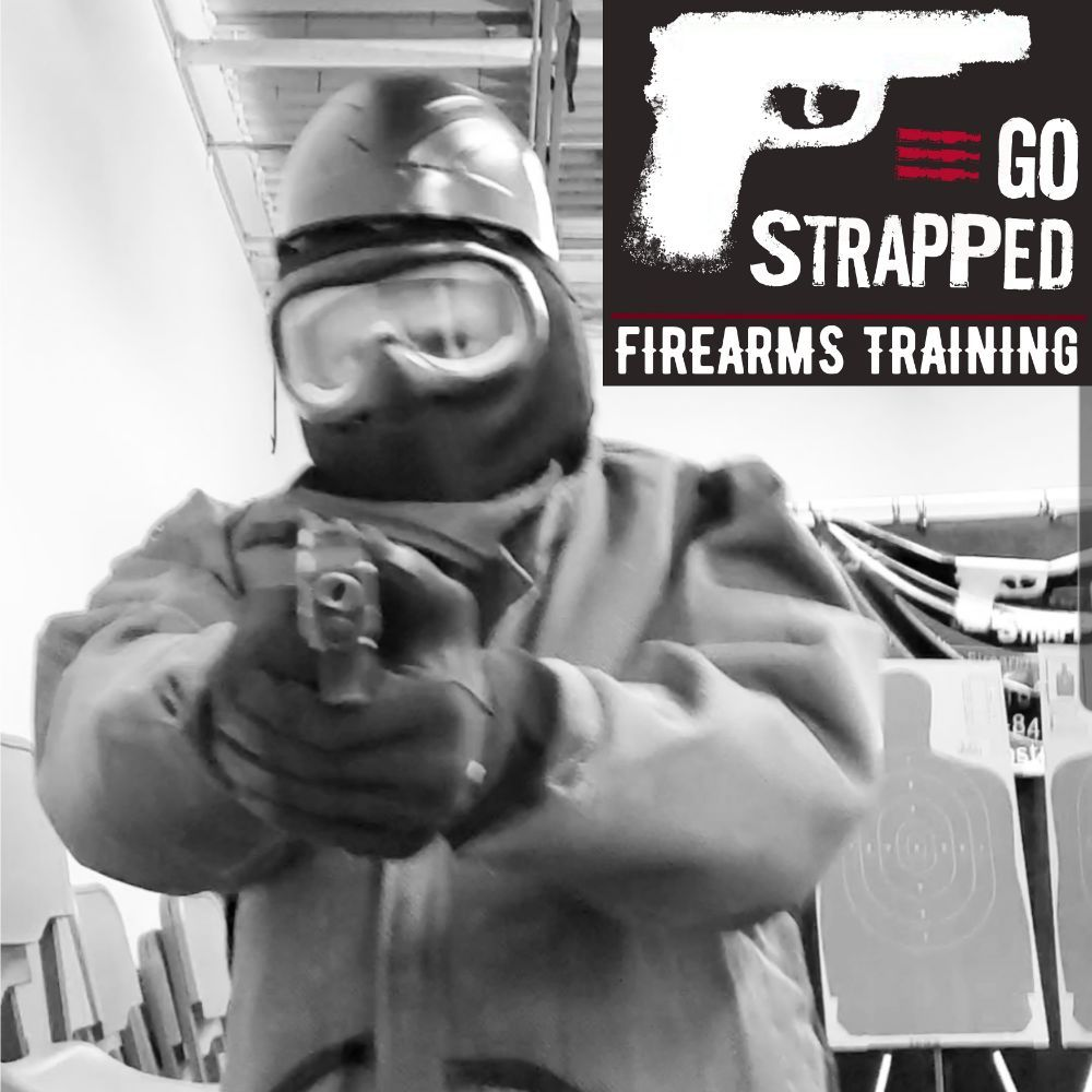 Go Strapped Firearms Training: 3325 W Pioneer Pkwy, Pantego, TX