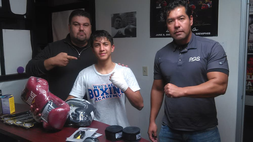 Who's Next Boxing Academy: 15136 Valley Blvd, City of Industry, CA