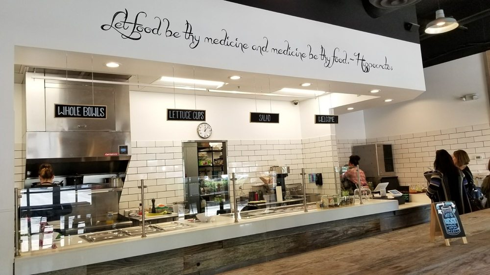 Detox Kitchen And Juice Bar Menu