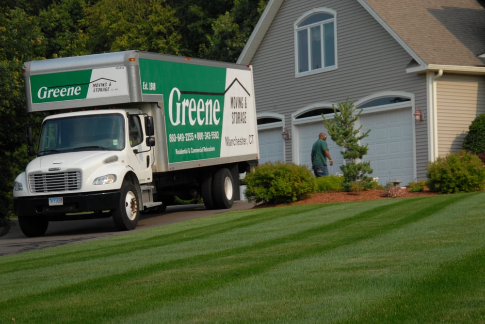 greene moving u0026 storage 11 reviews movers 185 adams st manchester ct phone number yelp - Upack Reviews