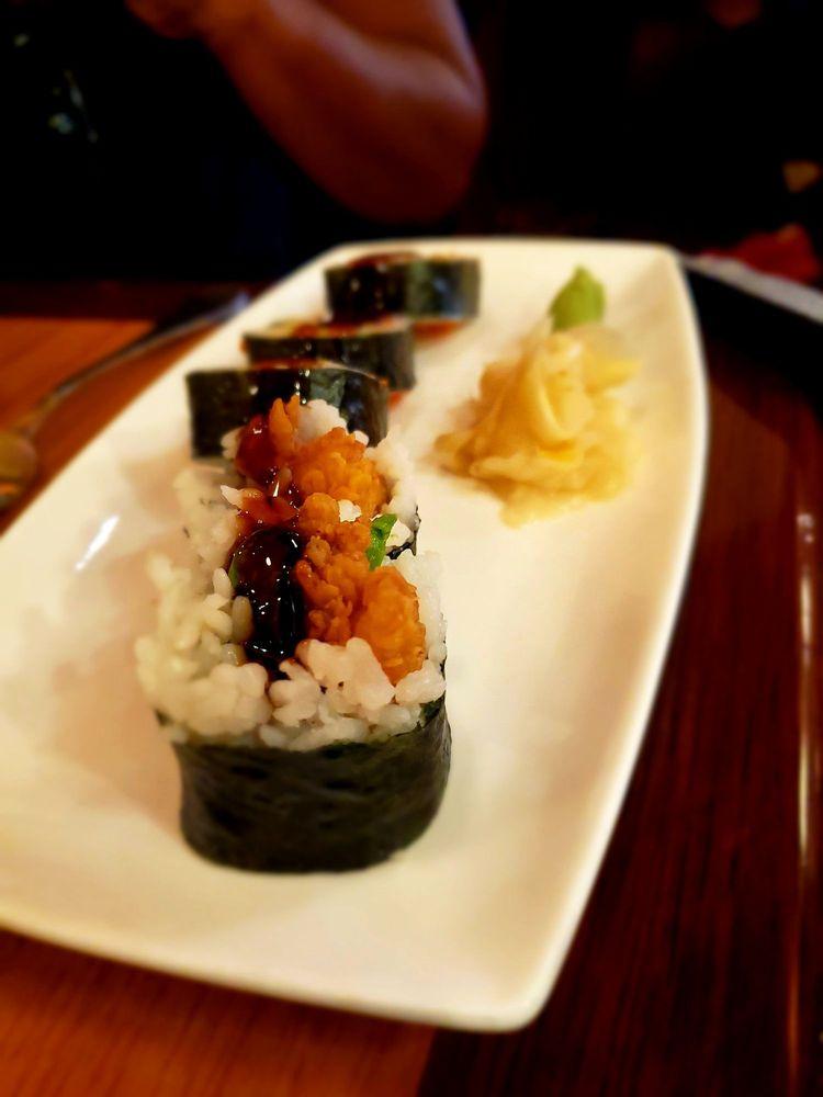 Food from Kin Da Thai And Sushi Restaurant