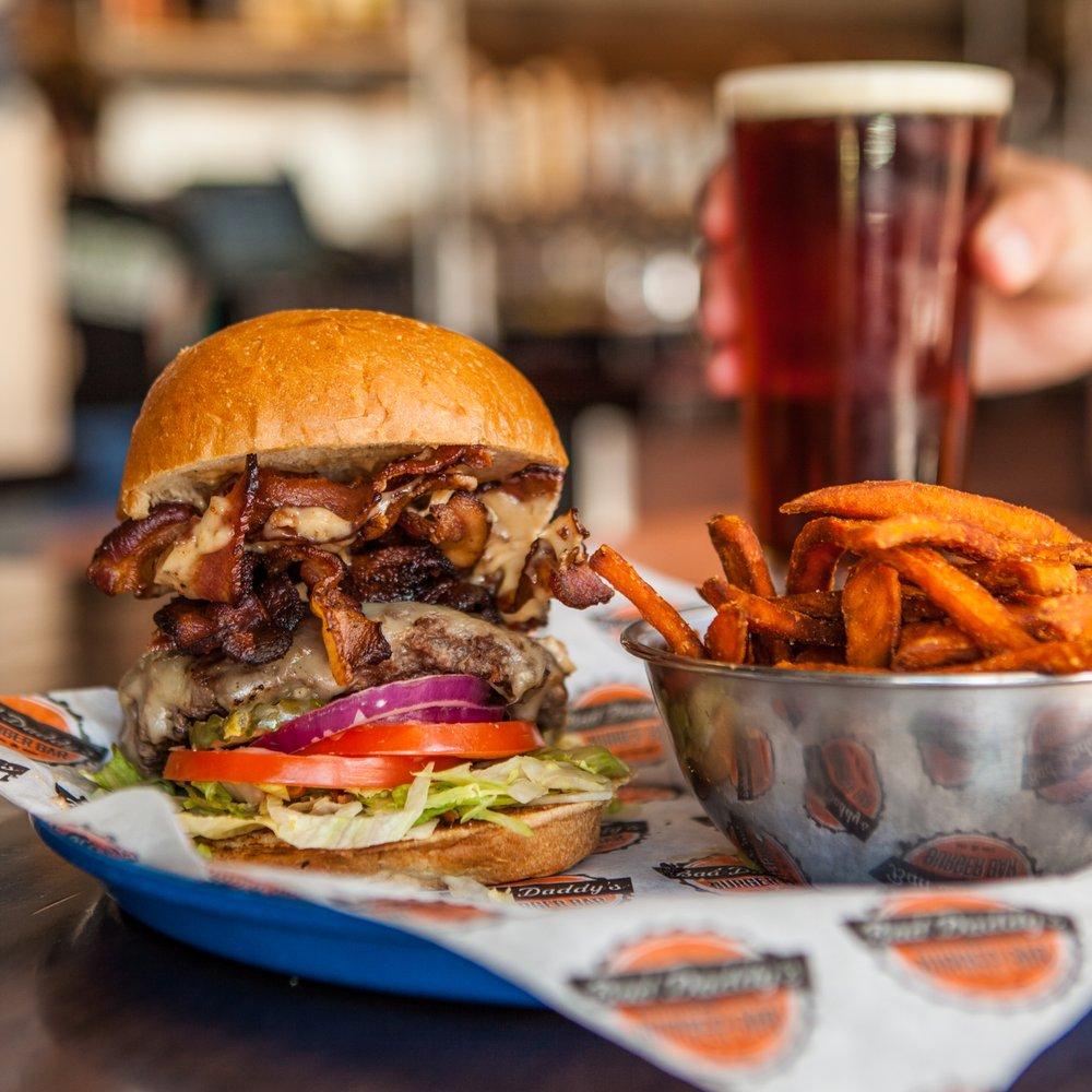 Bad Daddys Burger Bar: 709 Greenville Blvd SE, Greenville, NC