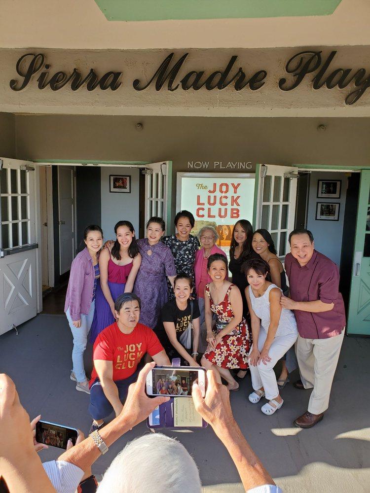 Sierra Madre Playhouse: 87 W Sierra Madre Blvd, Sierra Madre, CA