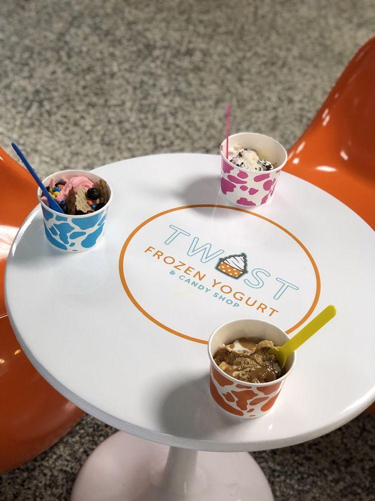 Twist Frozen Yogurt: 301 S State St, Oscoda Township, MI