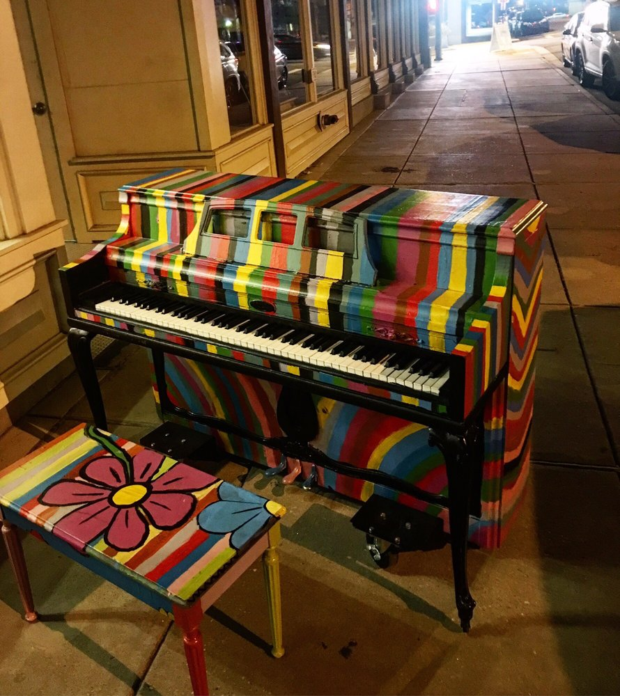 Little Rock City-of: 7th & Rock St, Little Rock, AR