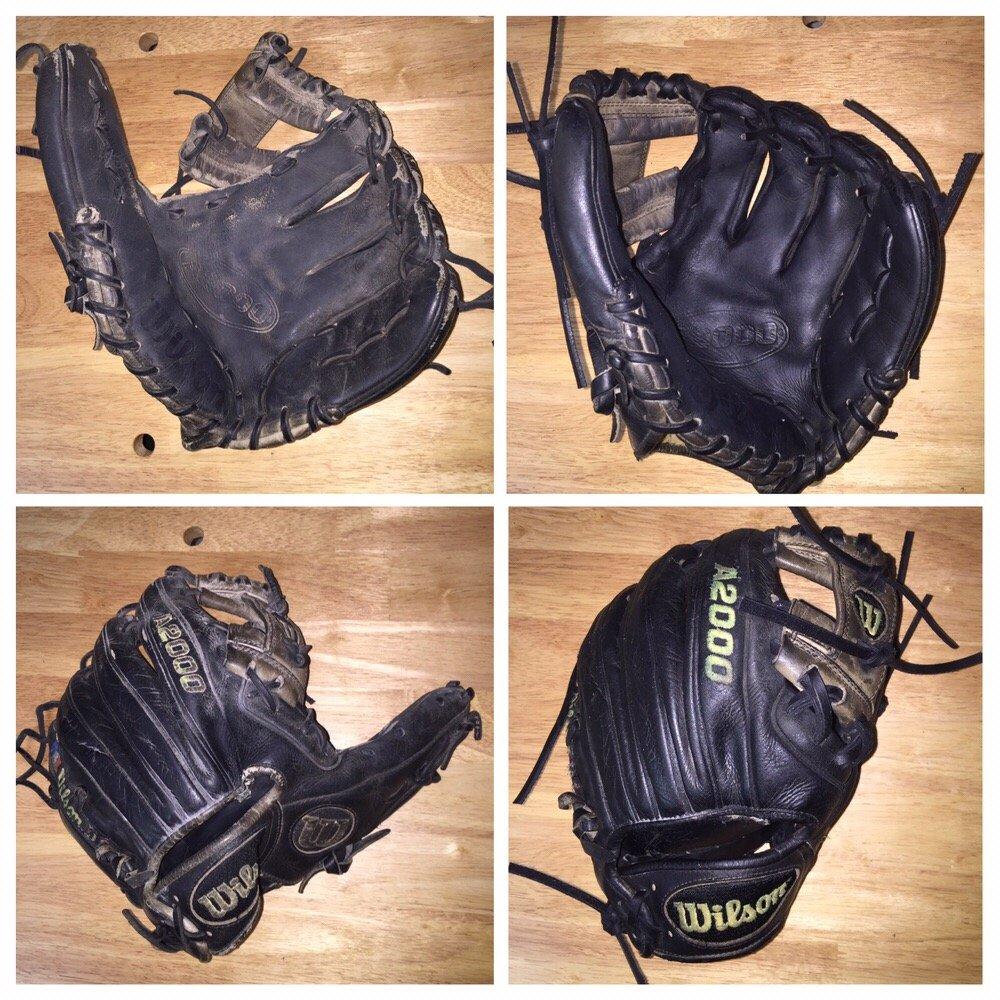 Kelmar Glove Relacing