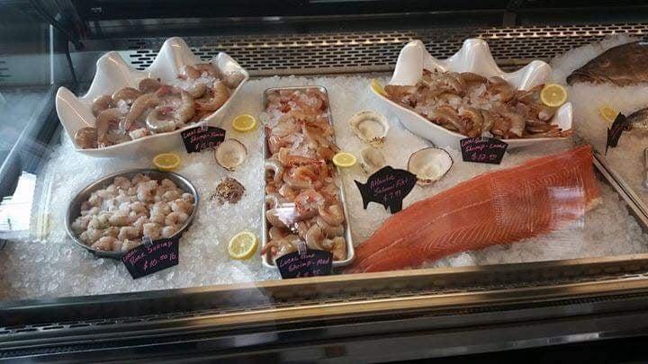 Blue horizon seafood seafood market west university for Fresh fish market houston