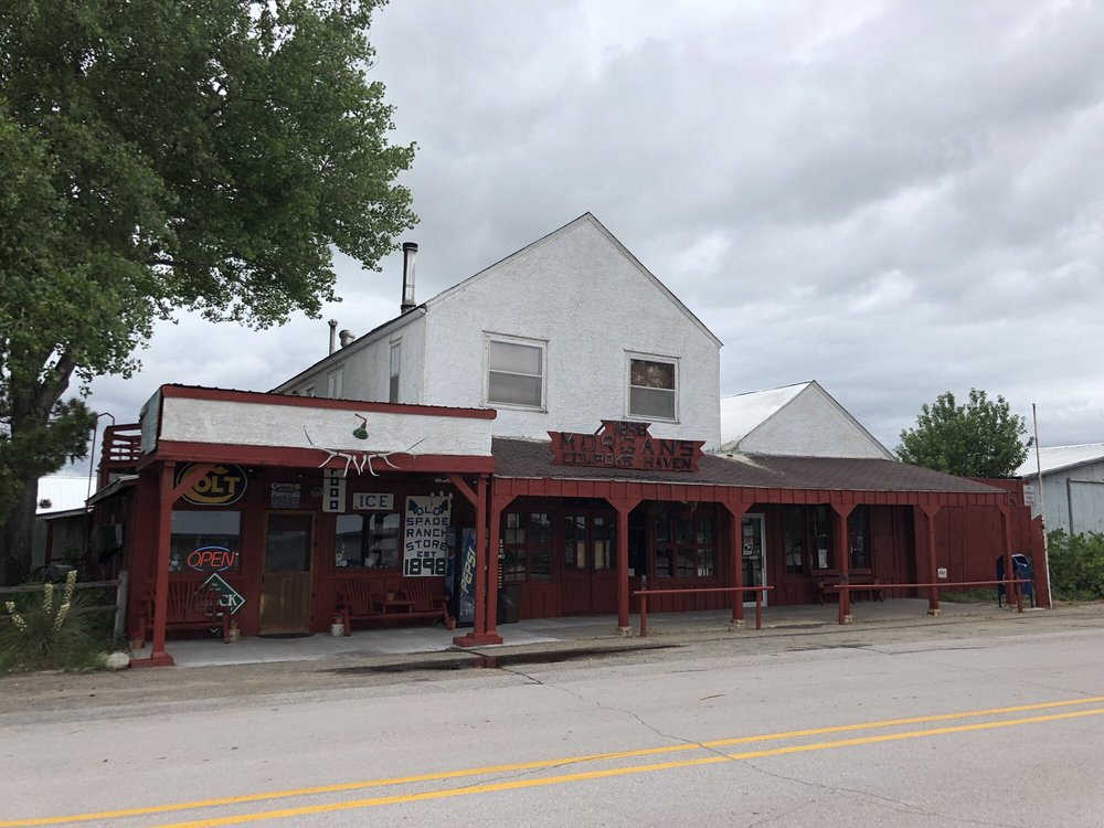 Morgan's Cowpoke Haven: 1358 NE-27, Ellsworth, NE
