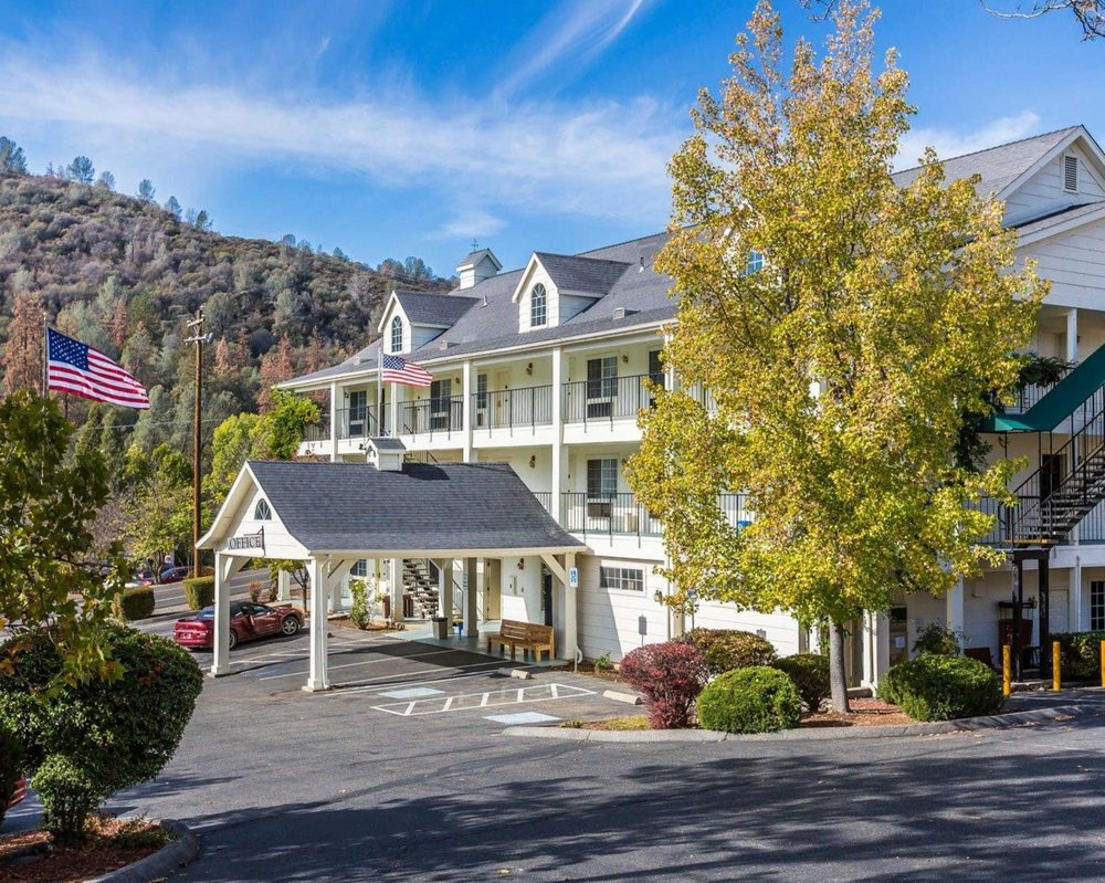 Quality Inn Yosemite Valley Gateway: 4994 Bullion St, Mariposa, CA