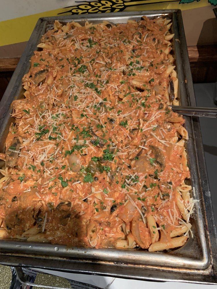 Food from Swifty's Restaurant & Pub