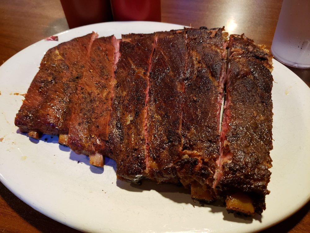 Bite Me BBQ: 132 N St Francis, Wichita, KS