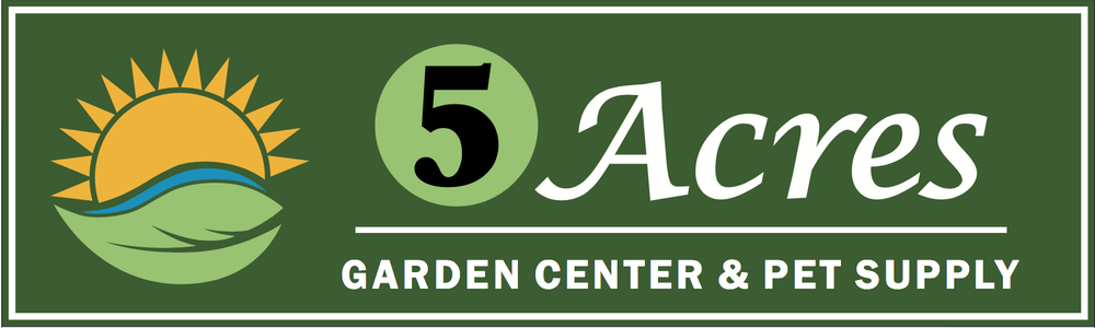 5 Acres Garden Center and Pet Supply: 2600 St Rte 103, Bradford, NH