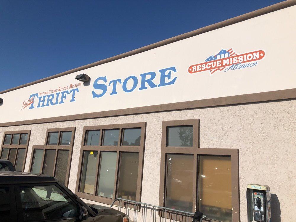 Super Thrift Store: 815 N Oxnard Blvd, Oxnard, CA