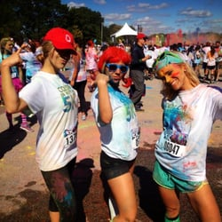 Photo Of Color In Motion 5k