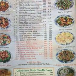 Chinese Food Oceanport Nj