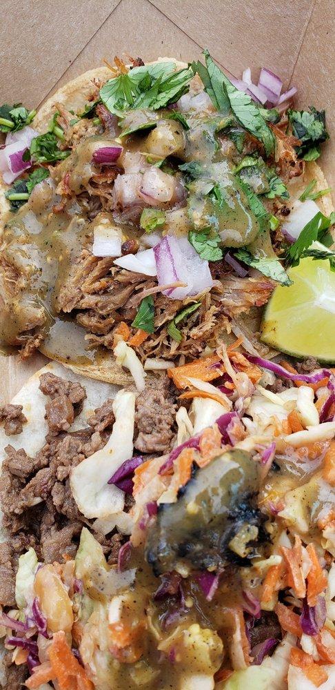 Tacos La Mezcla
