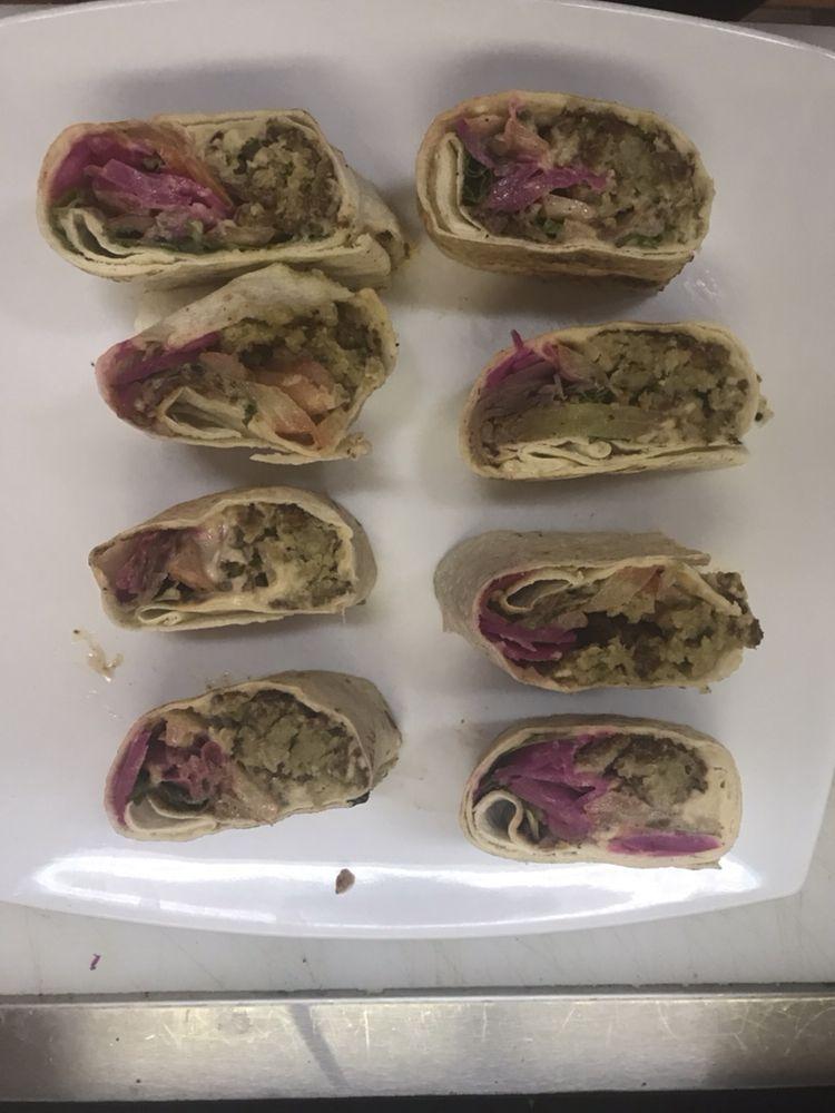 Sam's Falafel & Shawarma: 215 Highland Ave, Somerville, MA