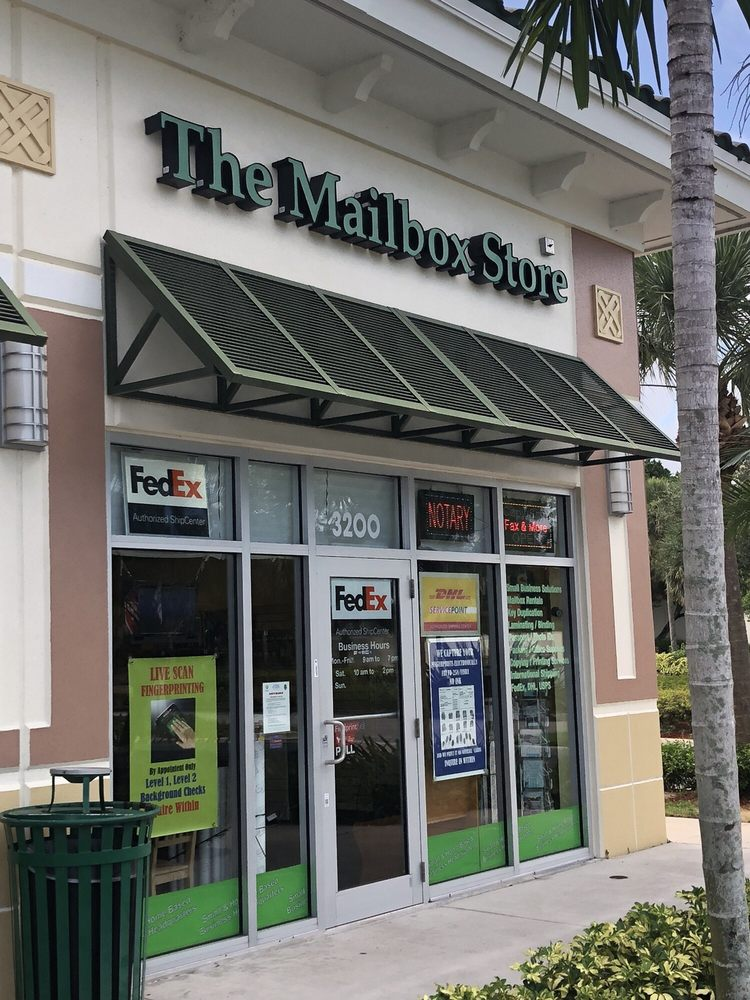 The Mailbox Store: 3200 NW 62nd Ave, Margate, FL